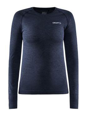 Craft Core Dry Active Comfort Lange mouwen blauw dames
