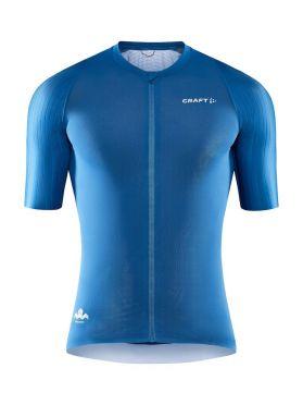 Craft Pro Aero fietsshirt SS blauw heren