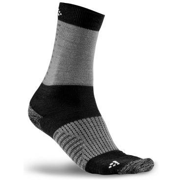 Craft XC Training sokken zwart/grijs