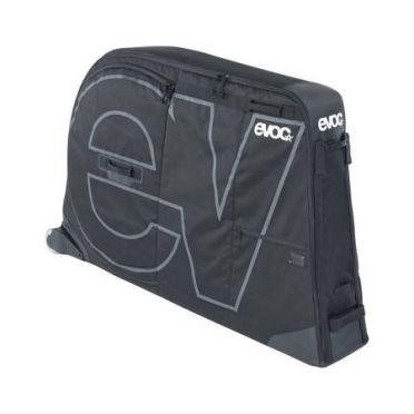 Evoc Bike travel bag fietskoffer zwart
