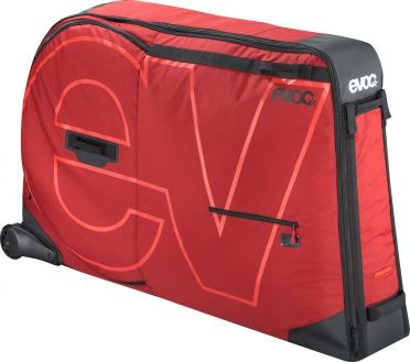 Evoc Bike travel bag fietskoffer chili rood