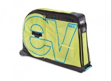 Evoc Bike Travel Bag Pro groen