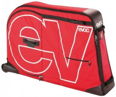 Evoc Bike travel bag rood 75833