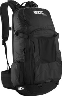 Evoc FR trail 20 liter zwart protector backpack