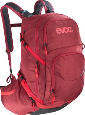 Evoc Explorer pro 26 liter rugzak rood