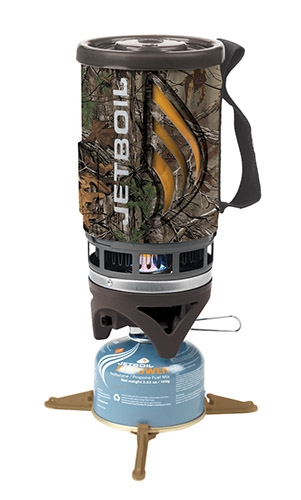 Jetboil Flash Realtree brander cooker