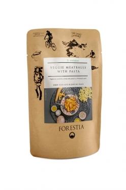 Forestia Maaltijd self heating vegetarische gehaktballetjes met pasta