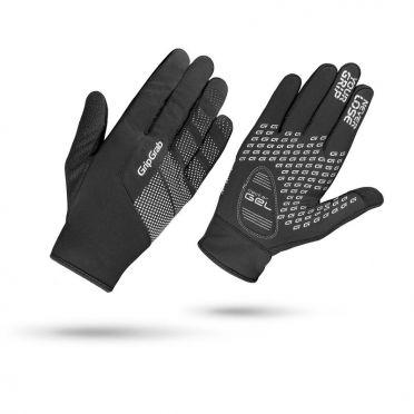 GripGrab Ride windproof fietshandschoenen zwart