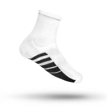GripGrab Primavera cover sock oversokken wit