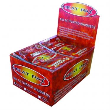TechNiche Heat Pax luchtgeactiveerde bodywarmers (240 stuks)