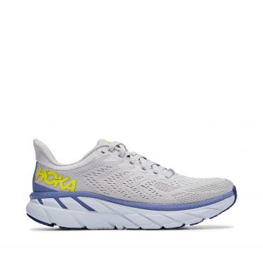 Hoka One One Clifton 7 hardloopschoenen wit dames