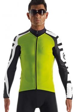 Assos iJ.tiBuru.4 fietsjack groen heren