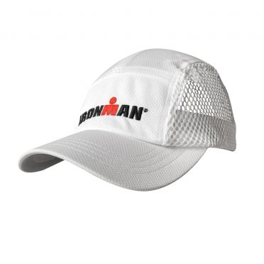 Ironman venti race cap white