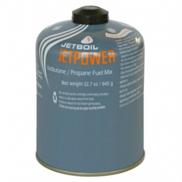 Jetboil Jetpower gascartridge 450 gram