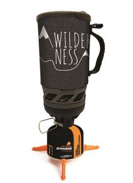 Jetboil brander flash wilderness campingkooktoestel 1 liter
