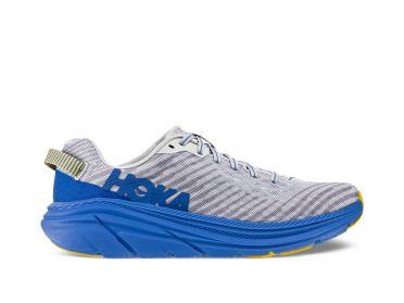 Hoka One One Rincon hardloopschoenen blauw/grijs heren