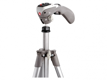Manfrotto Compact Foto-Video kit grijs statief