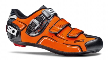 Sidi Level carbon raceschoen oranje heren