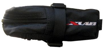 XLAB Mezzo bag zadeltas zwart