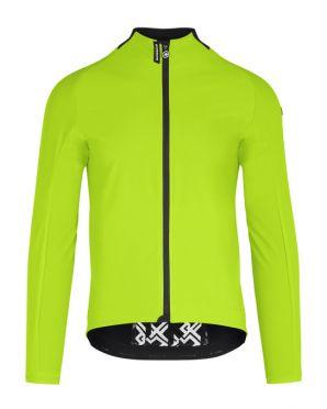 Assos Mille GT Ultraz winter EVO fietsjack groen heren