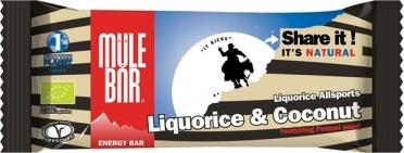 MuleBar Reep Liquorice Allsports 30 x 40 gram