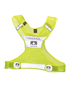 Nathan LightStreak Vest Safety Yellow
