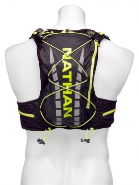 Nathan VaporAir 7 liter black safety yellow
