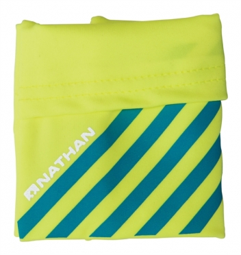 Nathan Wrist Runner 2 - Safety Yellow