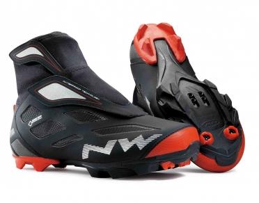 Northwave Celsius 2 GTX mountainbikeschoen zwart/rood heren