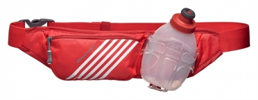 Nathan Drinkgordel swift plus 300ml rood