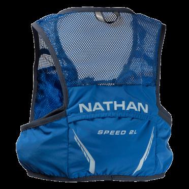 Nathan Vapor Speed 2L blauw heren