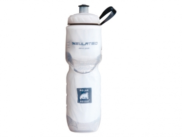 Polar Bottle thermische bidon 0.60 liter wit
