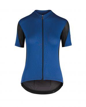 Assos Rally SS fietsshirt blauw dames