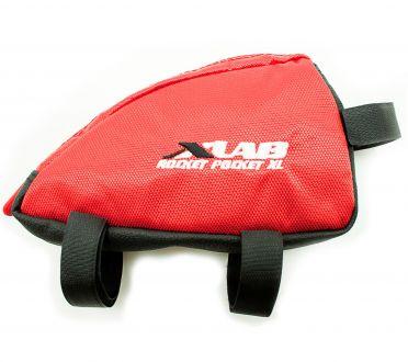 XLAB Rocket pocket XL frametas rood