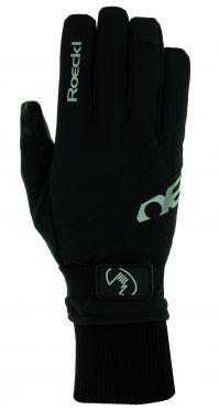 Roeckl Rocca GTX winter fietshandschoenen zwart unisex