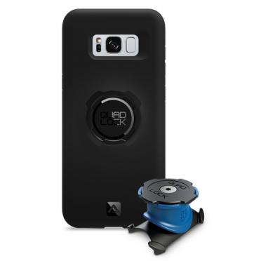Quad Lock bike kit Samsung Galaxy S8+ telefoonhouder