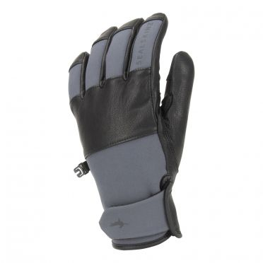 Sealskinz Waterproof Cold Weather handschoenen zwart/grijs