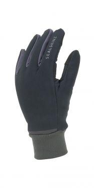 Sealskinz Waterproof all weather lichtgewicht handschoenen zwart