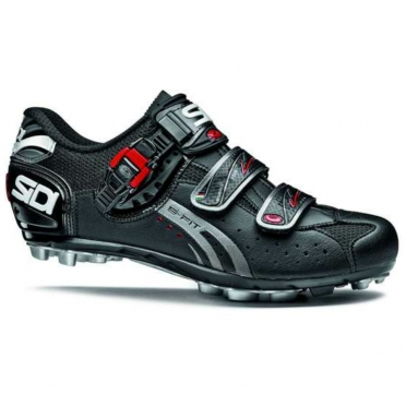 Sidi Eagle 5 Fit mountainbikeschoen zwart Weekendaktie