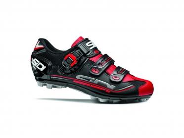 Sidi Eagle 7 Fit mountainbikeschoen zwart rood