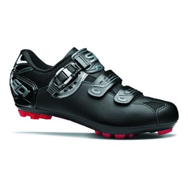 Sidi Eagle 7 mountainbikeschoen shadow zwart mega heren