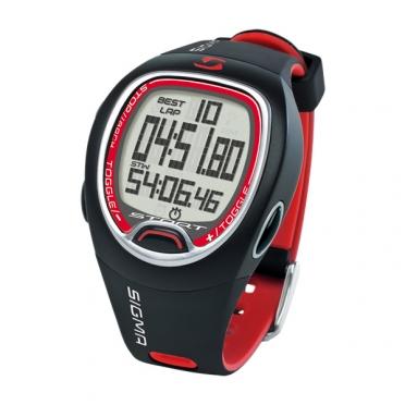 Sigma SC 6.12 Stopwatch sporthorloge