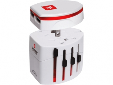 SKROSS World Travel Adapter EVO USB