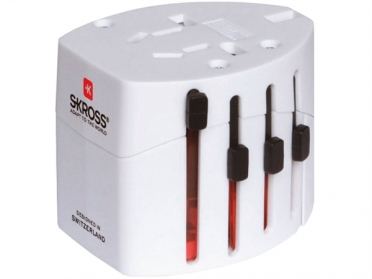 SKROSS World Travel Adapter EVO