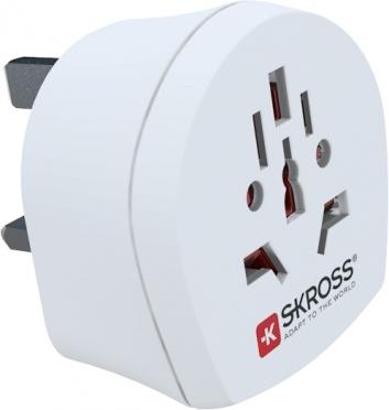 SKROSS Wereld naar UK adapter