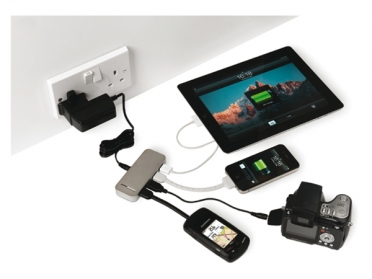 Powertraveller Spidermonkey USB-lader