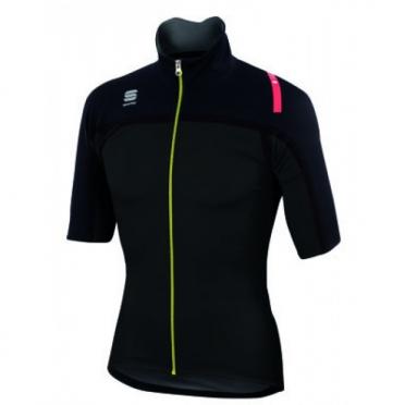 Sportful Fiandre Extreme SS Jacket zwart heren 01396-168