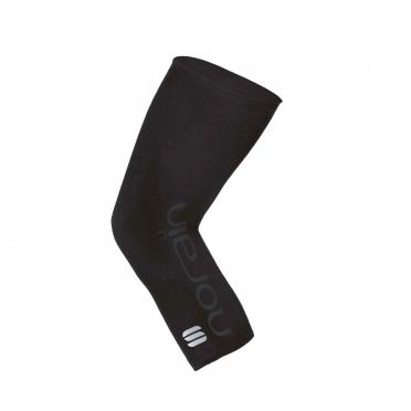 Sportful NoRain knie warmers zwart 00781-002