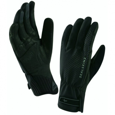 SealSkinz All weather cycle XP handschoen zwart