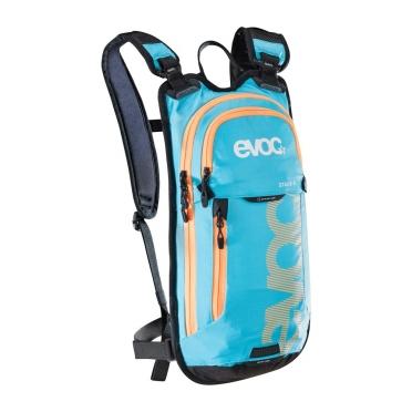 EVOC Stage 3L + 2L bladder / neon blue